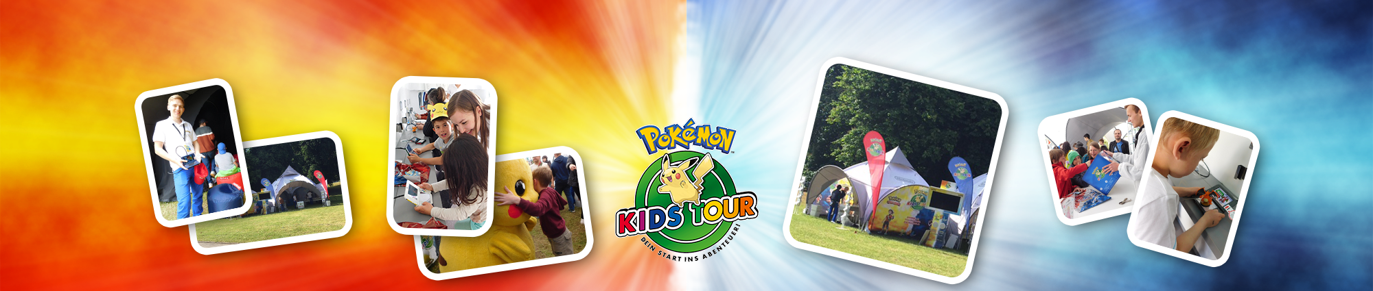 Pokémon Kids Tour 2015