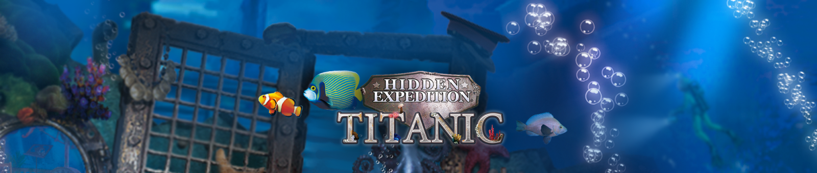 Hidden Expedition® Titanic