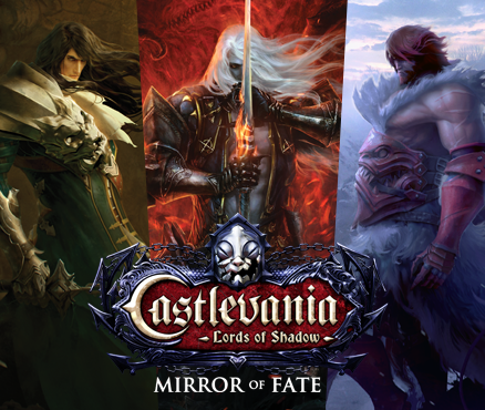 Registrierungsaktion für Castlevania - Mirror of Fate