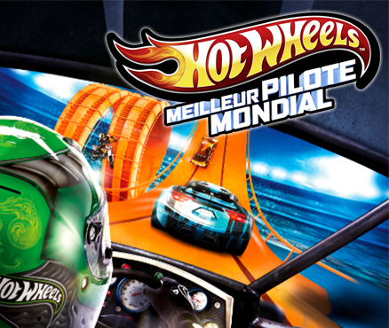 Hot Wheels Meilleur Pilote Mondial