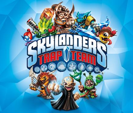 Skylanders Trap Team Wii Jeux Nintendo