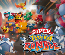 Super Pokémon™ Rumble
