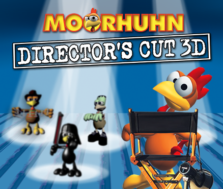 Moorhuhn: Director's Cut 3D