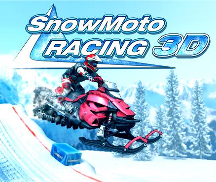 snow moto racing 3d jeux t l charger sur nintendo 3ds jeux nintendo. Black Bedroom Furniture Sets. Home Design Ideas