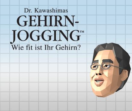 dr kawashimas gehirnjogging