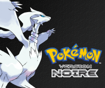 Pokémon Version Noire
