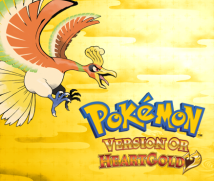 Pokémon Version Or HeartGold