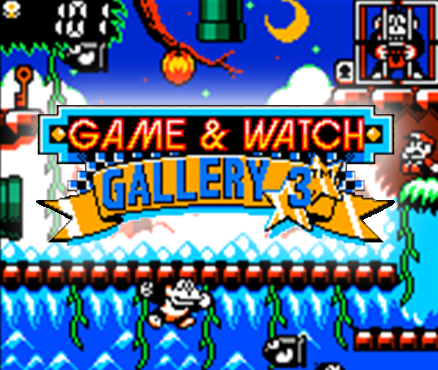 Game Watch Gallery 3 Game Boy Color Spiele Nintendo
