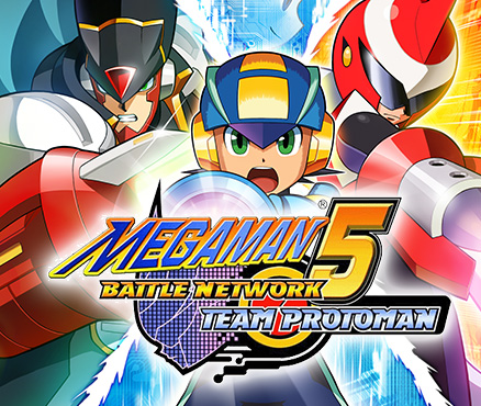 Mega Man Battle Network 5: Team Protoman