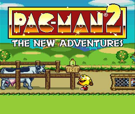 Pac-Man 2: The New Adventures™ | Super Nintendo | Spiele ...
