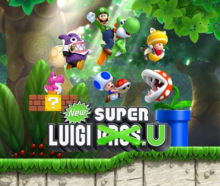 New Super Luigi U Ist Jetzt Als Zusatzinhalt Für New Super Mario