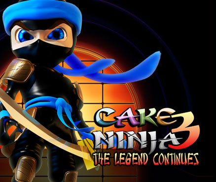Cake Ninja 3: The Legend Continues