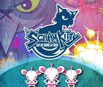 Nintendo eShop Entwickler-Gespräch: Scram Kitty and his Buddy on Rails