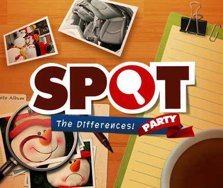 Spot The Differences: Party!