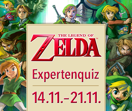The Legend of Zelda-Expertenquiz