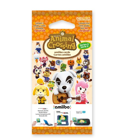 Animal Crossing amiibo cards series 2