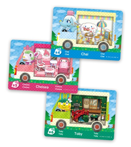 Animal Crossing: New Leaf - Sanrio Collaboration Pack