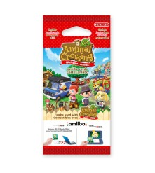 Cartes amiibo Animal Crossing: New Leaf