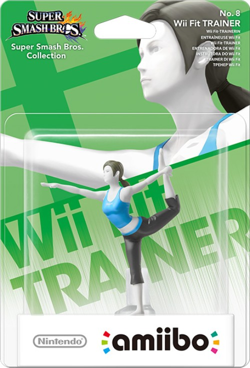 Wii Fit-Trainerin