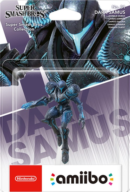Dunkle Samus