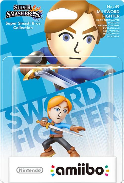 Mii-Schwertkämpfer