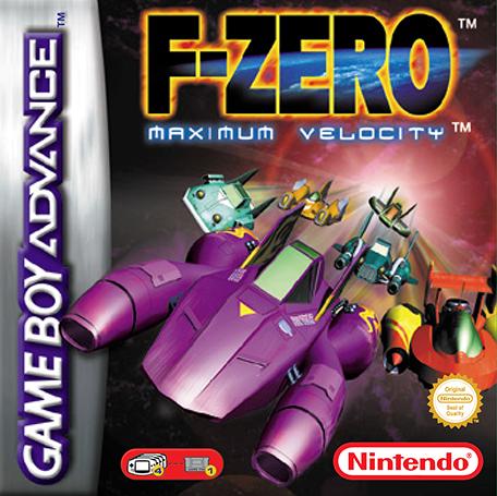 [VDS] F-Zero - maximum velocity GBA pal FR - 15 euros PS_GBA_FZeroMaximumVelocity