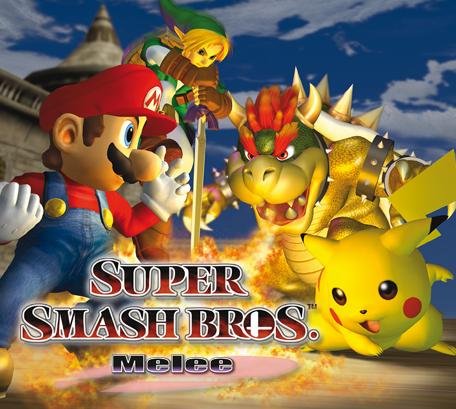 Super Smash Bros Melee Nintendo Gamecube Spiele Nintendo