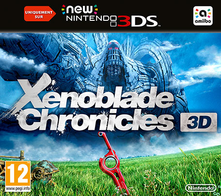 xenoblade chronicles 3d new nintendo 3ds jeux nintendo. Black Bedroom Furniture Sets. Home Design Ideas