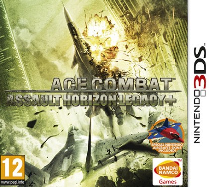 ACE COMBAT™ ASSAULT HORIZON LEGACY +