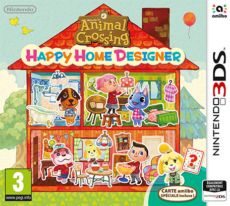 Animal Crossing : Happy Home Designer [CIA]