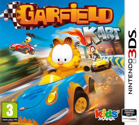 Garfield Kart.EUR.MULTi5.3DS-PUSSYCAT