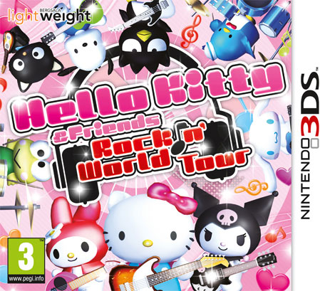 Hello Kitty & Friends : Rock'n World Tour.EUR-MULTi5-3DS-PUSSYCAT