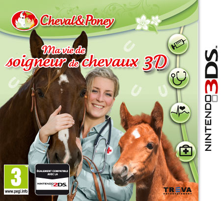 jeux cheval veterinaire