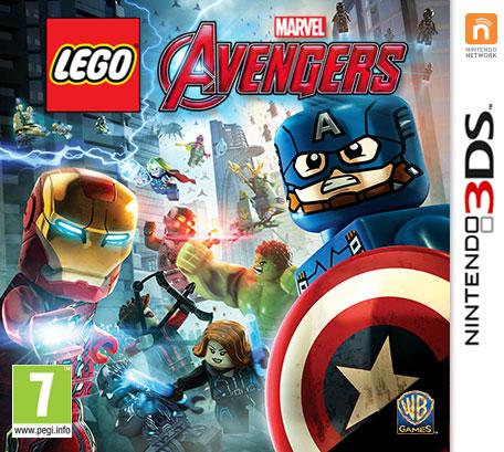 lego marvel avengers nintendo 3ds jeux nintendo. Black Bedroom Furniture Sets. Home Design Ideas
