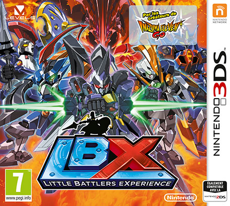 LBX : Little Battlers eXperience [CIA]