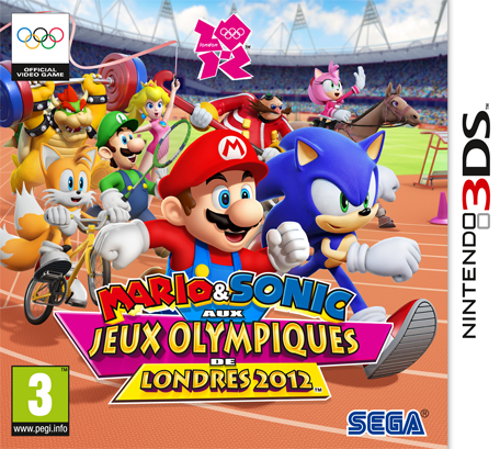 mario sonic aux jeux olympiques de londres 2012 nintendo 3ds jeux nintendo. Black Bedroom Furniture Sets. Home Design Ideas