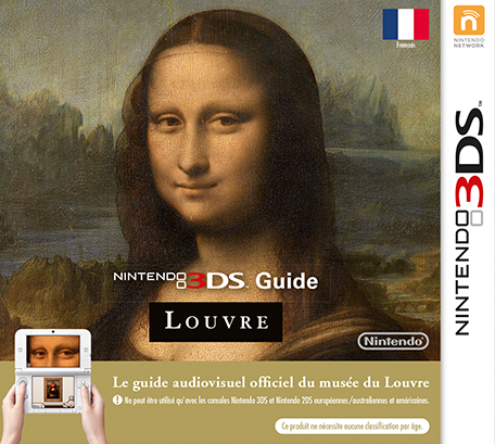 Nintendo 3DS Guide : Louvre [CIA]