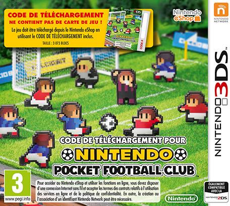 Nintendo Pocket Football Club [CIA]