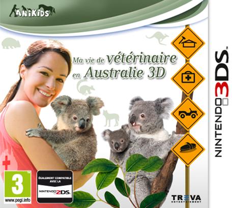 Ma Vie de Vétérinaire en Australie 3D [CIA]