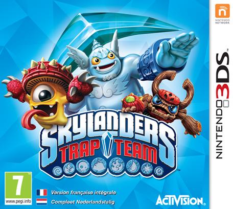 Skylanders trap team nintendo 3ds jeux nintendo - Jeux gratuits de skylanders ...