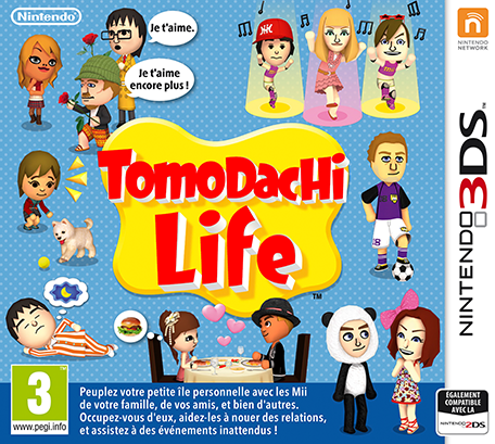 tomodachi life nintendo 3ds jeux nintendo. Black Bedroom Furniture Sets. Home Design Ideas