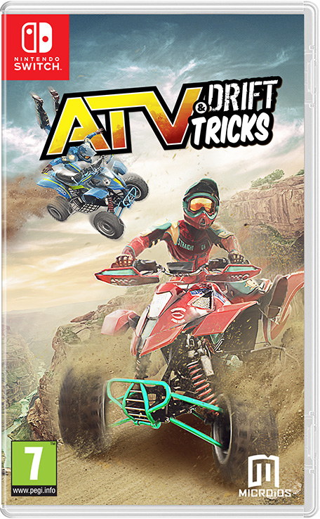 ATV Drift & Tricks