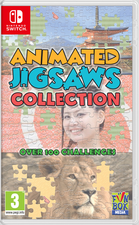 Animated Jigsaws Collection