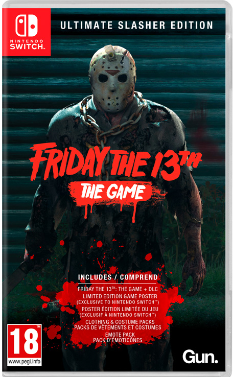Friday 13th ultimate slasher édition
