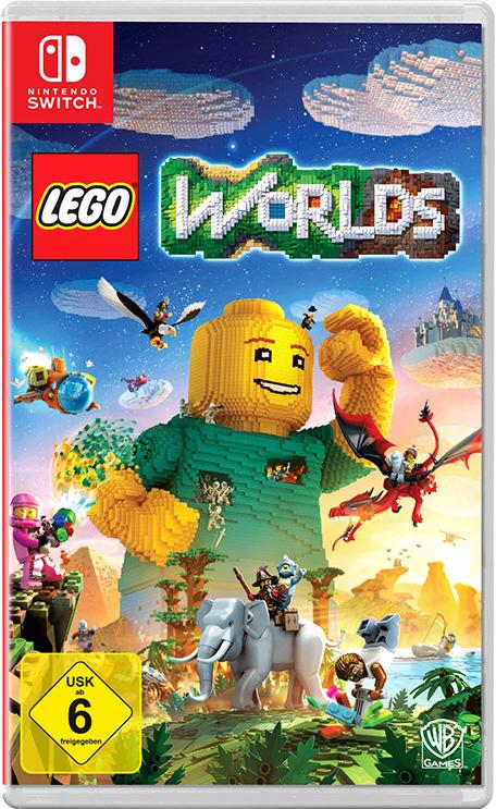 Lego Worlds Nintendo Switch Spiele Nintendo
