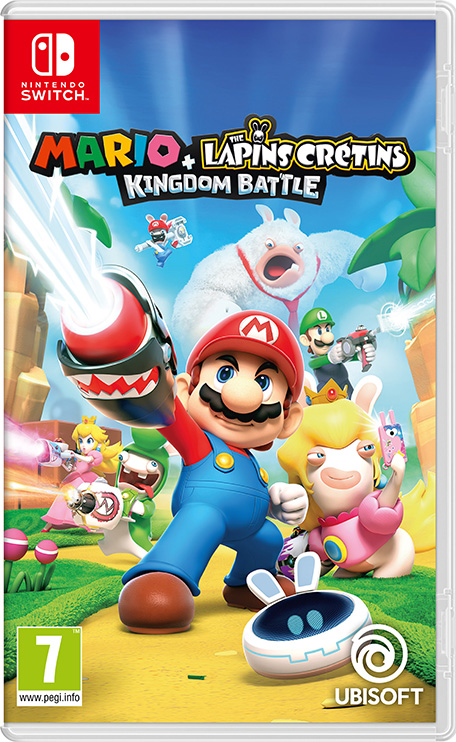 mario the lapins cr tins kingdom battle nintendo switch jeux nintendo. Black Bedroom Furniture Sets. Home Design Ideas