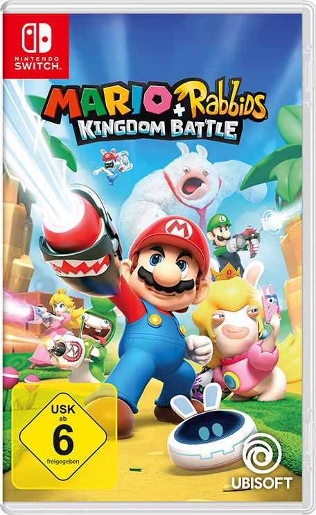 Mario + Rabbids® Kingdom Battle