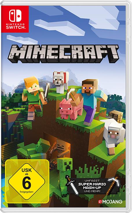 Minecraft Nintendo Switch Spiele Nintendo - Spiele es minecraft