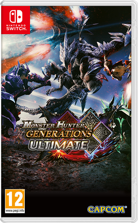 Monster Hunter Generations Ultimate™