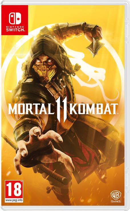 Mortal Kombat 11+maj 1.0.4 + DLC